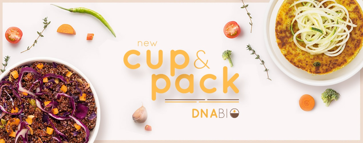 cup and pack